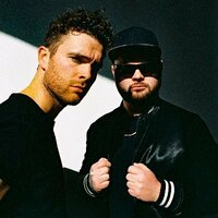 Image of Royal Blood linking to their artist page due to link from them being at the top of the main table on this page