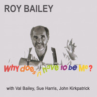 Avatar for the related artist Roy Bailey