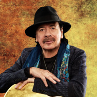Image of Santana linking to their artist page, present due to the event they are headlining being at the top of this page