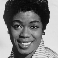 Image of Sarah Vaughan linking to their artist page due to link from them being at the top of the main table on this page