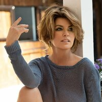 Image of Shania Twain linking to their artist page due to link from them being at the top of the main table on this page