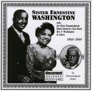 Avatar for the related artist Sister Ernestine Washington