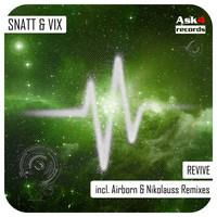 Avatar for the related artist Snatt & Vix