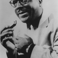 Image of Sonny Terry linking to their artist page due to link from them being at the top of the main table on this page