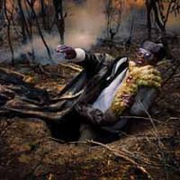 Avatar for the related artist Spoek Mathambo