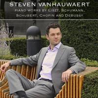 Avatar for the related artist Steven Vanhauwaert
