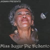 Image of Sugar Pie DeSanto linking to their artist page due to link from them being at the top of the main table on this page
