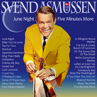 Image of Svend Asmussen linking to their artist page due to link from them being at the top of the main table on this page