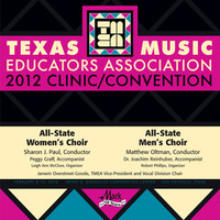 Image of Texas All-State Women's Choir linking to their artist page due to link from them being at the top of the main table on this page