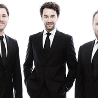 Image of The Celtic Tenors linking to their artist page due to link from them being at the top of the main table on this page