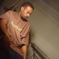 Avatar for the related artist Theo Parrish