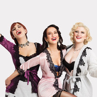 Image of The Puppini Sisters linking to their artist page due to link from them being at the top of the main table on this page