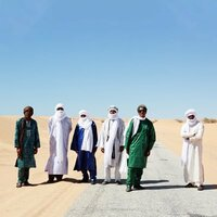 Avatar for the related artist Tinariwen