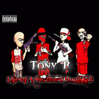 Image of Tony B linking to their artist page due to link from them being at the top of the main table on this page