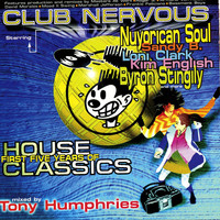 Avatar for the related artist Tony Humphries