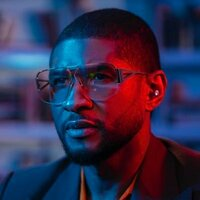 Image of Usher linking to their artist page due to link from them being at the top of the main table on this page