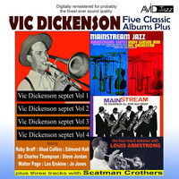 Avatar for the related artist Vic Dickenson