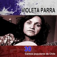 Avatar for the related artist Violeta Parra