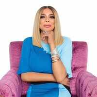 Image of Wendy Williams linking to their artist page due to link from them being at the top of the main table on this page