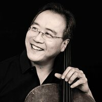 Image of Yo-Yo Ma linking to their artist page due to link from them being at the top of the main table on this page