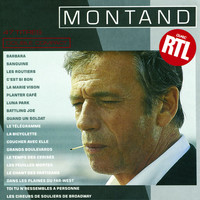 Avatar for the related artist Yves Montand