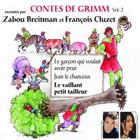 Avatar for the related artist Zabou Breitman
