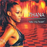 Avatar for the related artist Zhana
