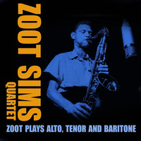 Avatar for the related artist Zoot Sims Quartet