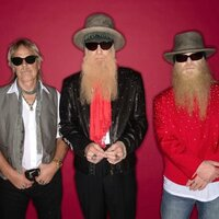 Image of ZZ Top linking to their artist page, present due to the event they are headlining being at the top of this page