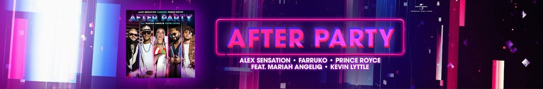 Large banner image of Alex Sensation linking to their artist page