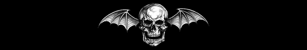 Large banner image of Avenged Sevenfold headlining the page