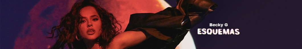 Large banner image of Becky G linking to their artist page due to them being the most commonly displayed artist on this title page