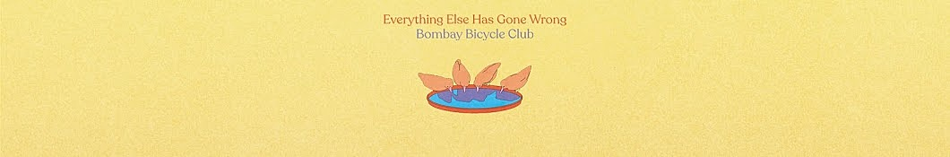 Large banner image of Bombay Bicycle Club linking to their artist page due to them being the most commonly displayed artist on this title page
