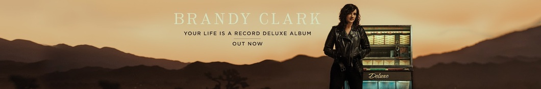 Large banner image of Brandy Clark linking to their artist page due to them being the most commonly displayed artist on this title page