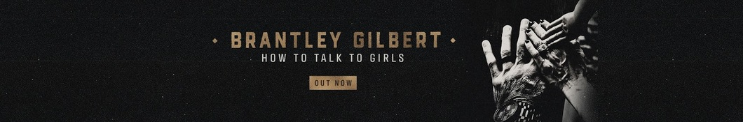 Large banner image of Brantley Gilbert linking to their artist page