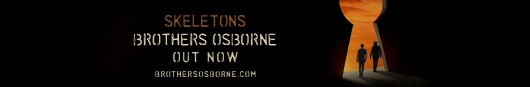 Large banner image of Brothers Osborne linking to their artist page, present due to the event they are headlining being at the top of this page