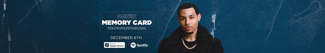 Large banner image of Dawin linking to their artist page due to link from them being at the top of the main table on this page