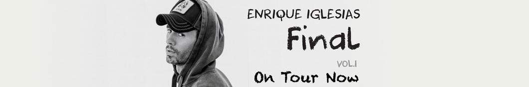 Large banner image of Enrique Iglesias linking to their artist page