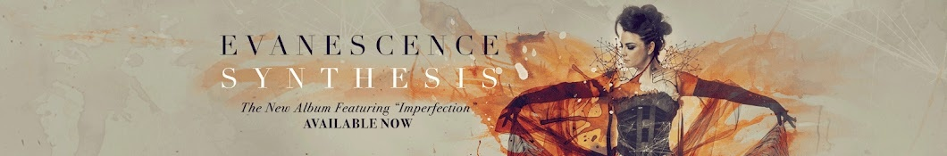 Large banner image of Evanescence linking to their artist page due to them being the most commonly displayed artist on this title page