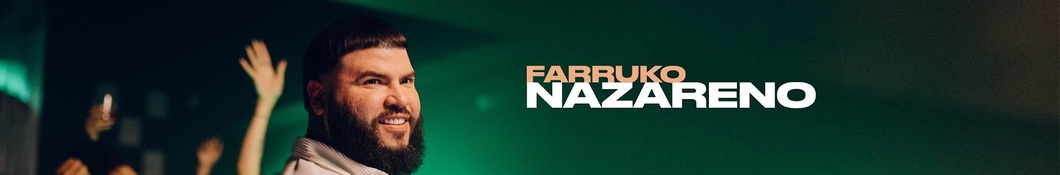 Large banner image of Farruko headlining the page