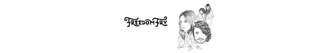 Large banner image of Freedom Fry linking to their artist page due to them being the most commonly displayed artist on this title page
