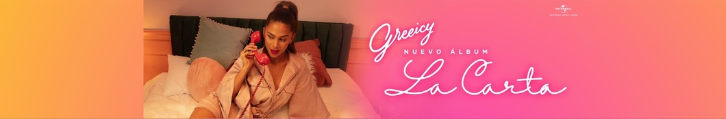 Large banner image of Greeicy linking to their artist page due to them being the most commonly displayed artist on this title page