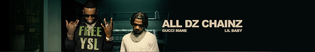 Large banner image of Gucci Mane linking to their artist page due to link from them being at the top of the main table on this page