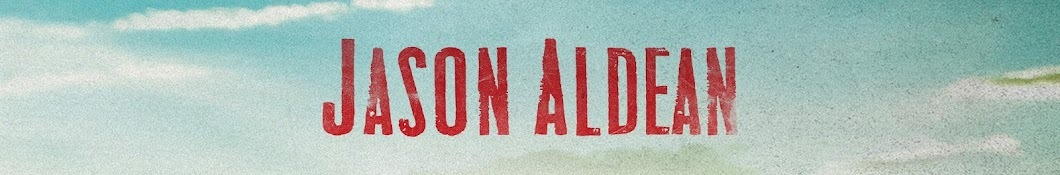Large banner image of Jason Aldean headlining the page