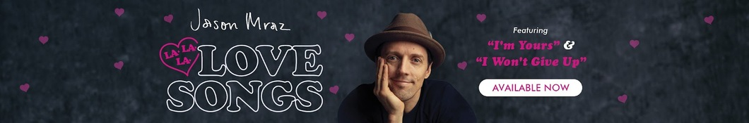 Large banner image of Jason Mraz linking to their artist page, present due to the event they are headlining being at the top of this page