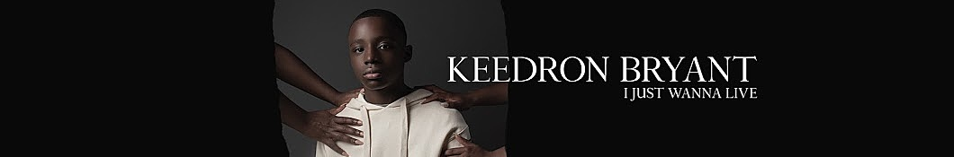 Large banner image of Keedron Bryant linking to their artist page due to them being the most commonly displayed artist on this title page