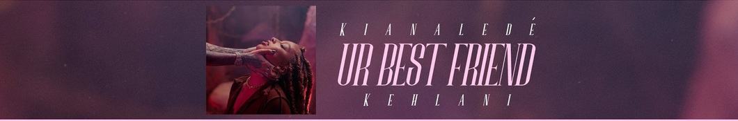 Large banner image of Kiana Ledé linking to their artist page due to them being the most commonly displayed artist on this title page