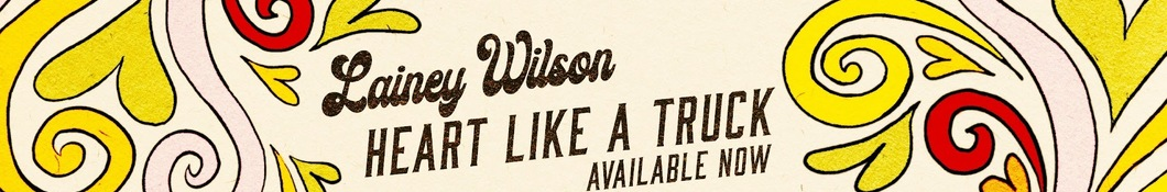 Large banner image of Lainey Wilson headlining the page