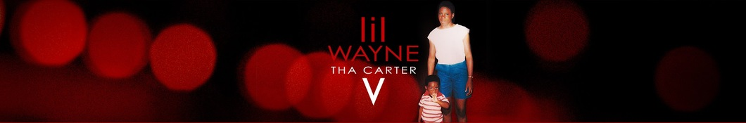Large banner image of Lil Wayne linking to their artist page due to link from them being at the top of the main table on this page