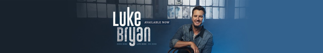 Large banner image of Luke Bryan linking to their artist page, present due to the event they are headlining being at the top of this page